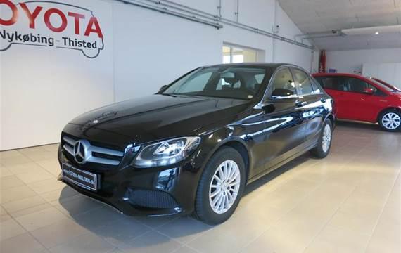 Mercedes C220 d 2,1 Bluetec 7G-Tronic Plus  7g Aut.
