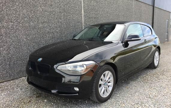 BMW 118d 2,0 aut. Van