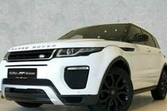 Land Rover Range Rover evoque 2,0 TD4 180 SE aut.
