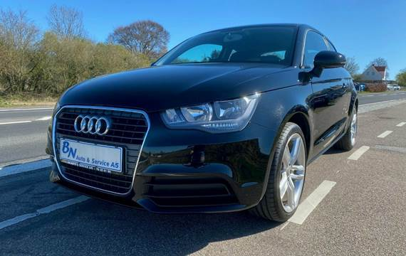 Audi A1 1,4 TFSi 122 Attraction