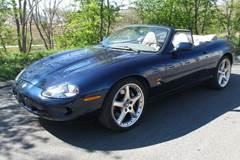 Jaguar XKR 4,0 S/C Convertible