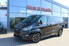 Ford Transit Custom 320S 2,0 TDCi 170 Limited aut.