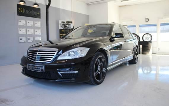 Mercedes S63 5,5 AMG aut. lang