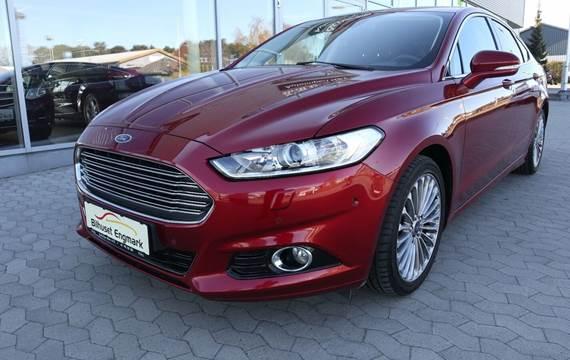 Ford Mondeo 1,5 SCTi 160 Titanium