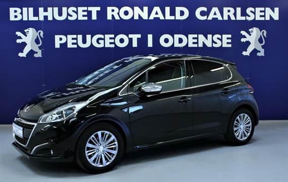 Peugeot 208 1,6 BlueHDi 100 Selection Sky