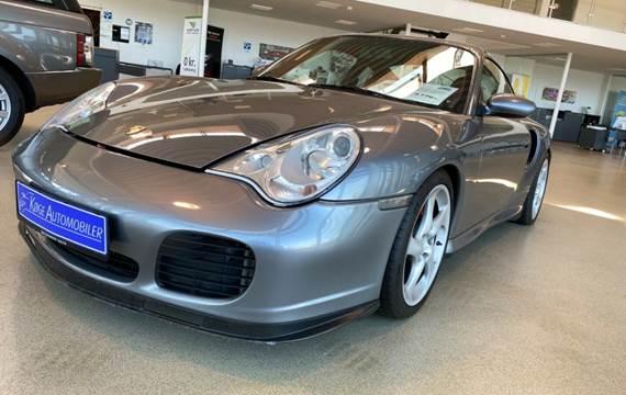 Porsche 911 Turbo 3,6 Coupé Tiptr.