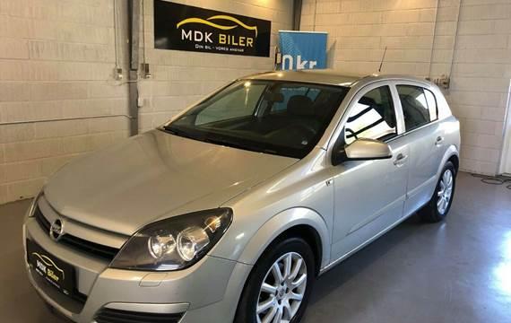 Opel Astra 1,6 16V Twinport Wagon