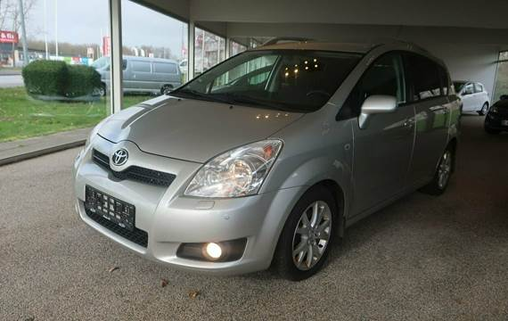 Toyota Corolla Verso 2,2 D-4D Sol 7prs