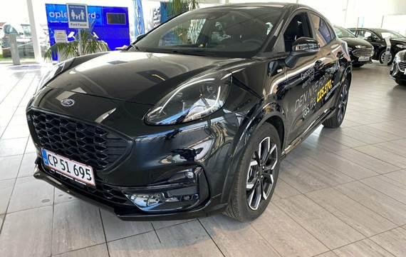 Ford Puma 1,0 EcoBoost mHEV ST-Line X
