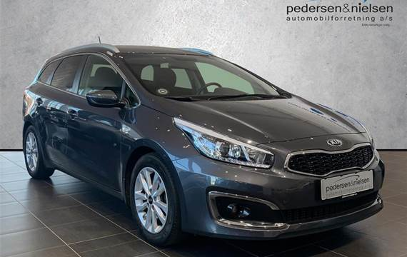 Kia Ceed 1,0 SW  T-GDI Attraction  Stc 6g