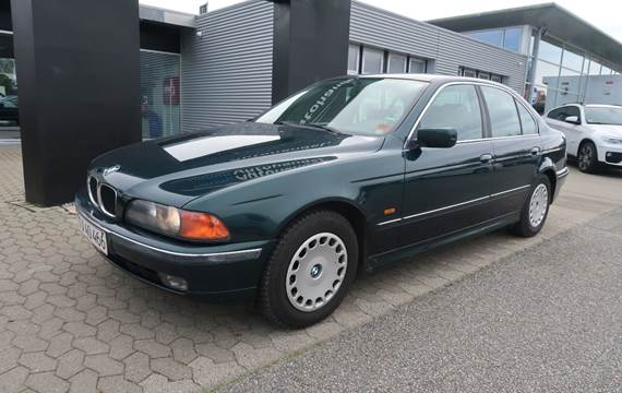 BMW 523i 2,5 Steptr.