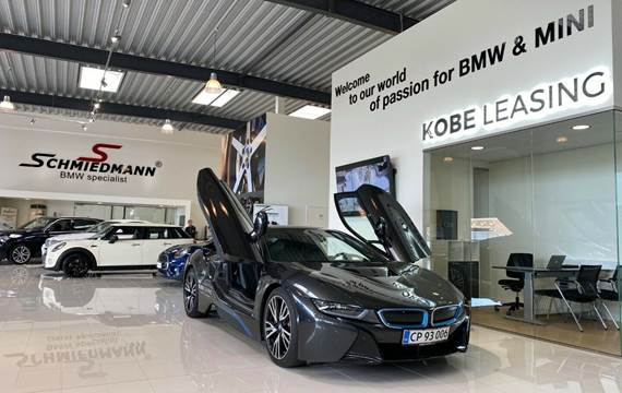 BMW i8 1,5 eDrive Coupé