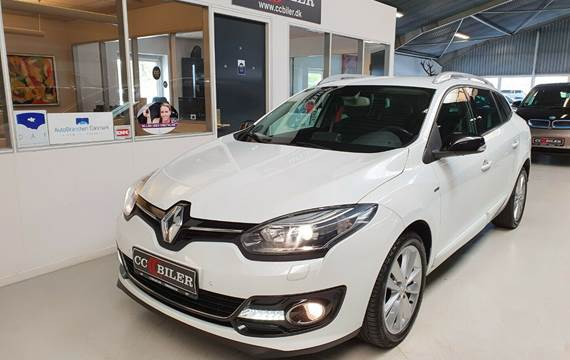 Renault Megane III 1,6 dCi 130 Bose Edition ST