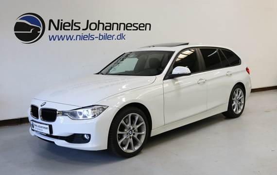 BMW 335i 3,0 Touring xDrive aut.
