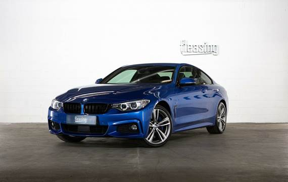 BMW 435d 3,0 Coupé xDrive aut.