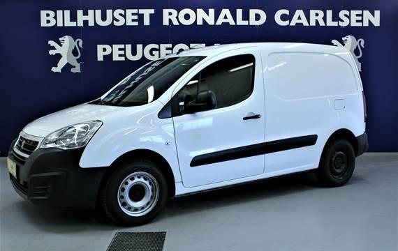 Peugeot Partner 1,6 BlueHDi 75 L1 Zap Van