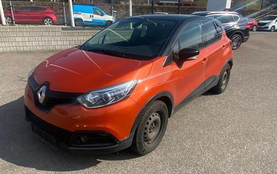 Renault Captur 1,5 dCi 90 Dynamique Van