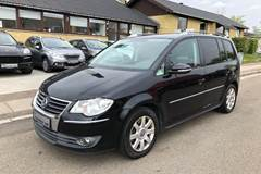 VW Touran 2,0 TDi 170 Highline DSG Van