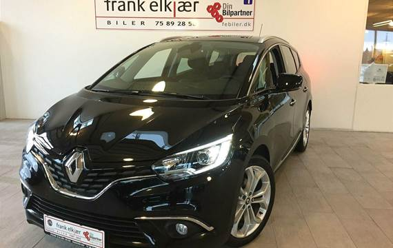 Renault Grand Scénic 1,3 IV TCe 140 Zen