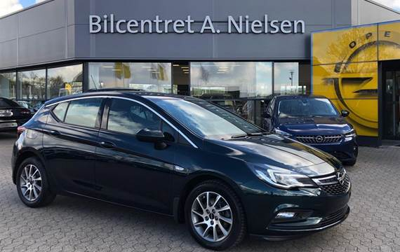 Opel Astra 1,6 CDTI Innovation  5d 6g