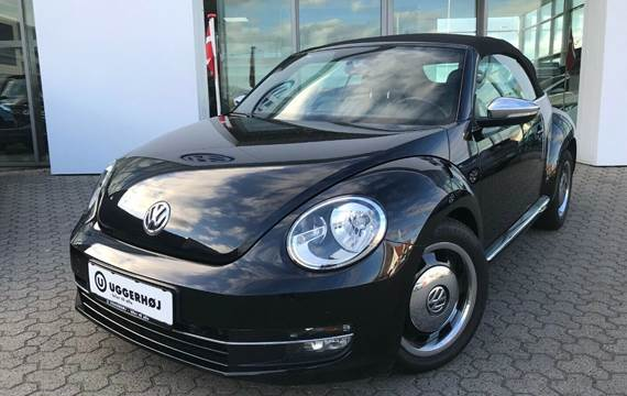 VW The Beetle 1,2 TSi 105 Life Cabriolet