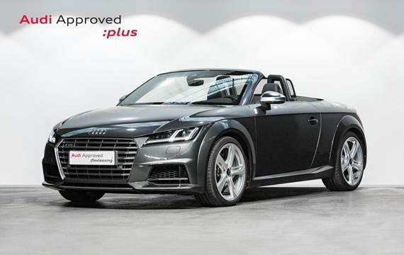 Audi TTS 2,0 TFSi Roadster quattro S-tr