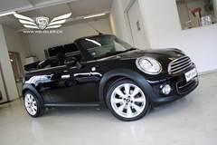 Mini Cooper 1,6 Cabriolet
