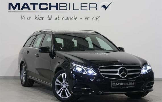 Mercedes E350 3,0 BlueTEC Avantgarde stc. aut.