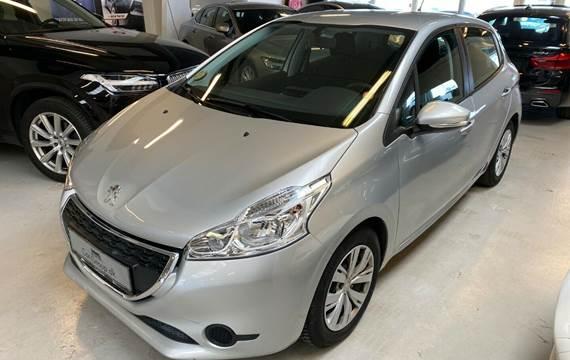 Peugeot 208 1,2 e-VTi 82 Active ESG