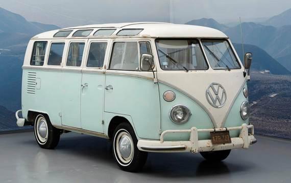 VW Samba 1,5