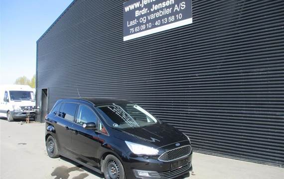 Ford Grand C-Max 1,5 TDCi Titanium Powershift  Van 6g Aut.
