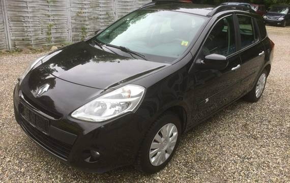 Renault Clio III 1,5 dCi 85 Expression ST