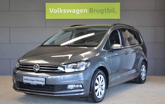 VW Touran 1,4 TSi 150 Comfortline DSG Van