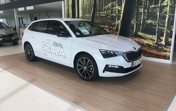 Skoda Scala 1,5 TSi 150 Style DSG