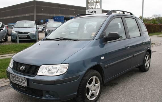 Hyundai Matrix 1,6 GL