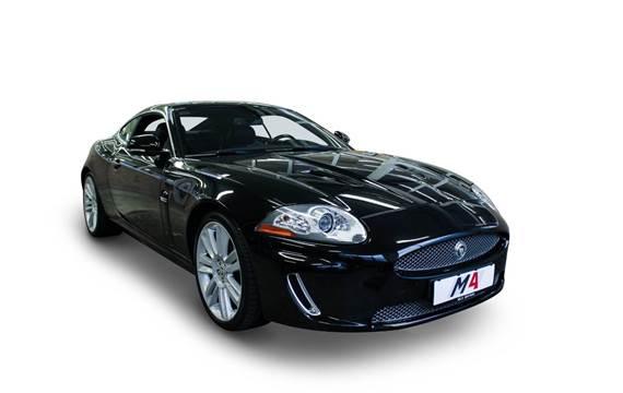 Jaguar XKR 5,0 S/C Coupé aut.