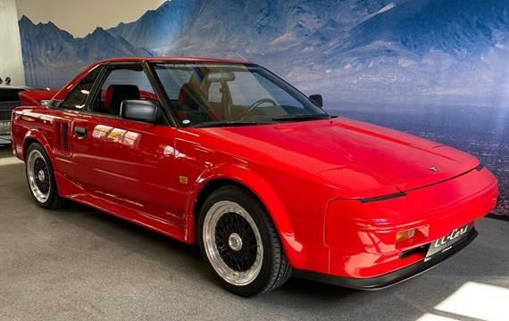 Toyota MR2 1,6 GT