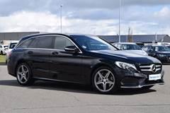 Mercedes C400 3,0 AMG Line stc. aut. 4-M