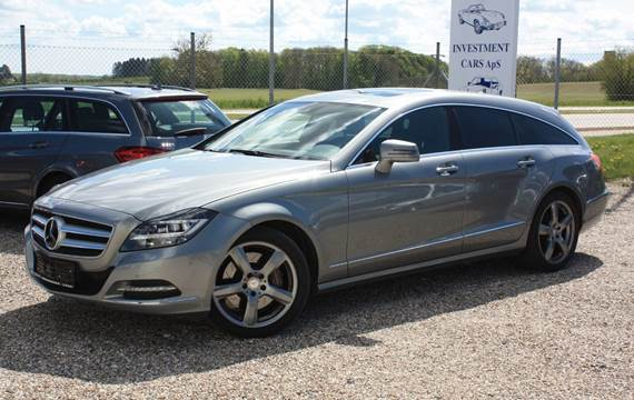 Mercedes CLS350 3,5 SB aut. BE