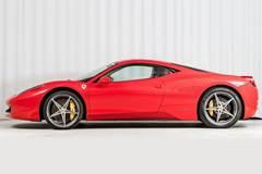 Ferrari 458 4,5 Italia DCT