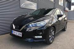 Nissan Micra 1,0 IG-T Tekna Start/Stop  5d
