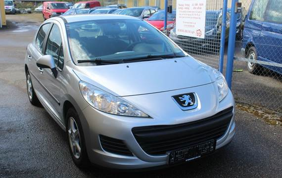 Peugeot 207 1,4 VTi Comfort+