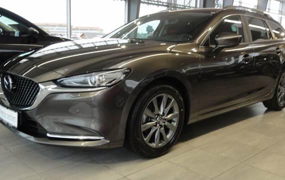 Mazda 6 2,5 Sky-G 194 Premium stc. aut.