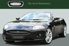 Jaguar XK 4,2 V8 Convertible aut.