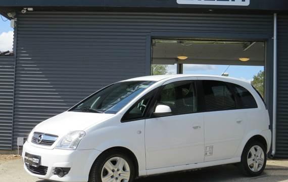 Opel Meriva 1,7 CDTi Activan