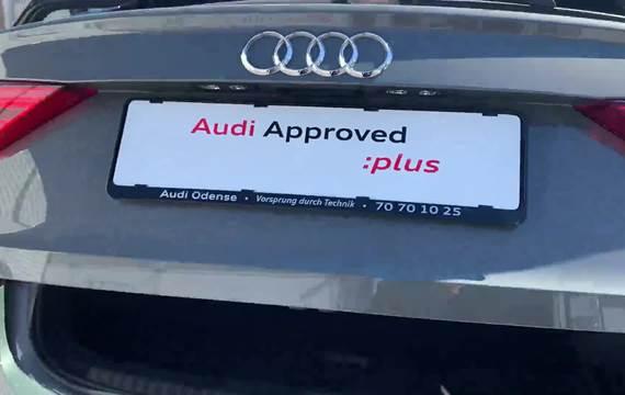 Audi Q3 TDi SB S-tr.