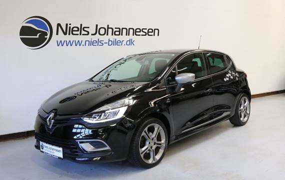 Renault Clio IV 1,2 TCe 120 GT-Line K-Mag Edition