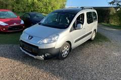 Peugeot Partner Tepee 1,6 HDi 109 Comfort Outdoor