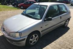 Peugeot 106 1,4 Independence aut.