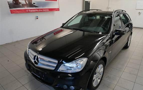 Mercedes C200 d 2,1 T  CDI BlueEfficiency  Stc 6g